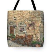 Grecian Charm Tote Bag by Marsha Elliott