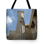 Grecian Ruins Tote Bag