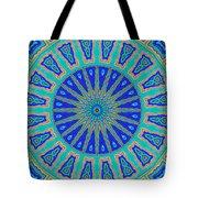Grecian Tiles No. 2 Tote Bag