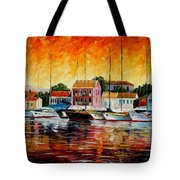 Greece - Fiskardos  Tote Bag
