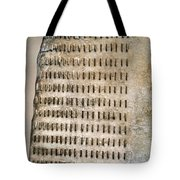Greece: Jury Duty Tote Bag
