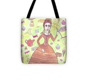 Greedy Fairy Tote Bag