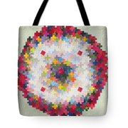 Greek Cross To Square Dissection Tote Bag