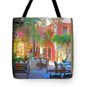 Greek Culture - 4162 Tote Bag