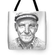 Greek Fisherman Tote Bag