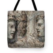 Greek Furneral Box Tote Bag