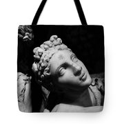Greek Maiden Tote Bag