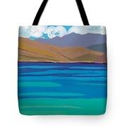 Greek Sea Tote Bag