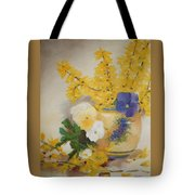 Greek Vase Tote Bag