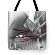 Greektown Detroit Tote Bag