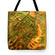 Green - Tile Tote Bag