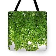 Green #001 Tote Bag