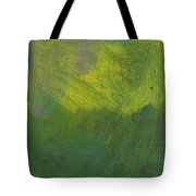 Green Abstract 1 Tote Bag