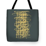 Green And Gold 1 Tote Bag