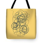 Green And Gold 2 Tote Bag