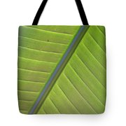 Green And Purple Pattern Tote Bag