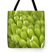 Green Banana Bunch Tote Bag