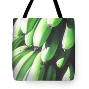 Green Bananas I Tote Bag