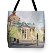 Green Bay Courthouse Tote Bag