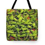 Green Bean Tips Tote Bag