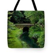 Green Bridge Tote Bag