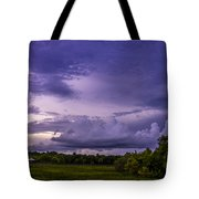 Green Cay Storm 7 Tote Bag