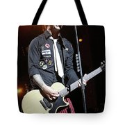 Green Day Billie Joe Armstrong Tote Bag