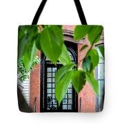 Green Distraction Tote Bag