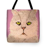 Green Eye Tote Bag