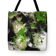Green Field #1 Tote Bag