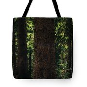 Green Forest Tote Bag