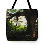 Green Giant Tote Bag