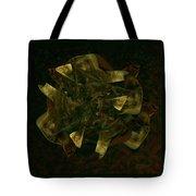 Green Gold Tote Bag
