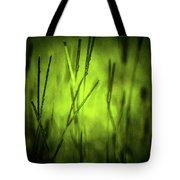 Green Grass Grow Glow Tote Bag