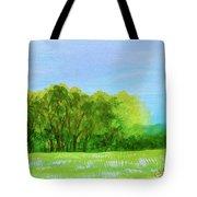 Peaceful Summer  Tote Bag