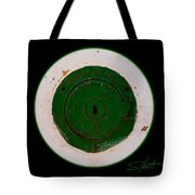Green Image Tote Bag