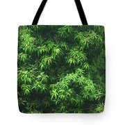Green Is Life Tote Bag