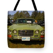 Green Jag Tote Bag