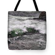 Green Jello Tote Bag