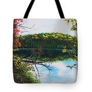 Green Lakes Tote Bag