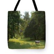 Green Land Tote Bag