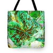 Green Leafmania 1 Tote Bag
