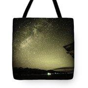 Green Light Tote Bag