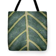 Green Structures Tote Bag