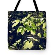 Green Mood 2 Tote Bag