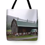 Green Mountain National Forest Barn Tote Bag