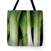 Green Onion Market Bergen Tote Bag