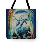 Green Onions Boogie Tote Bag