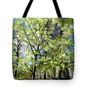 Green Park, London Tote Bag