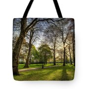 Green Park London Tote Bag